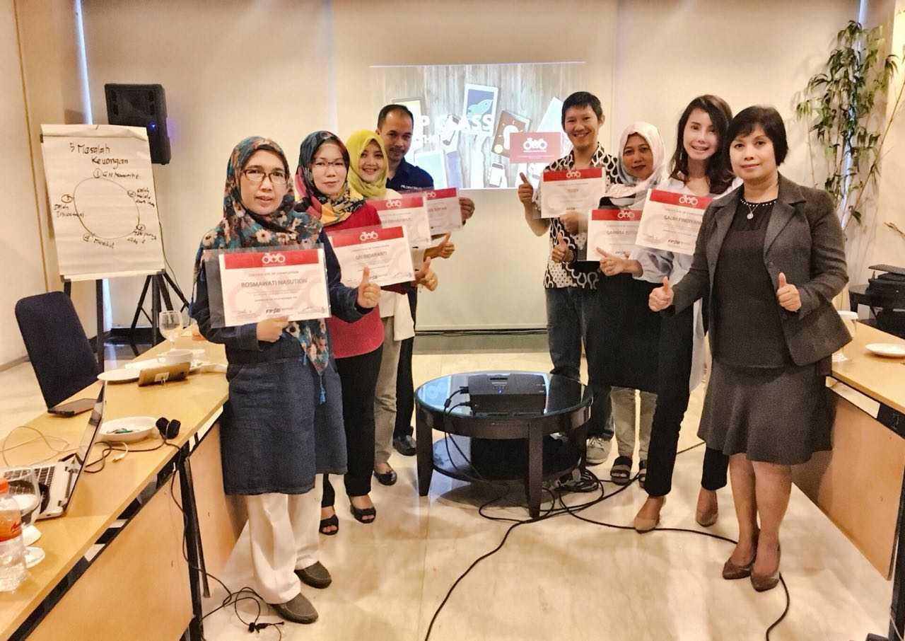 Training AWP Ibu Tri Widyawati Slamet