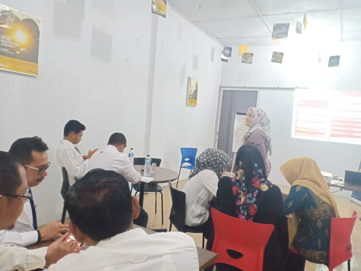 Training AWP Bapak Teenu C Jiriadana
