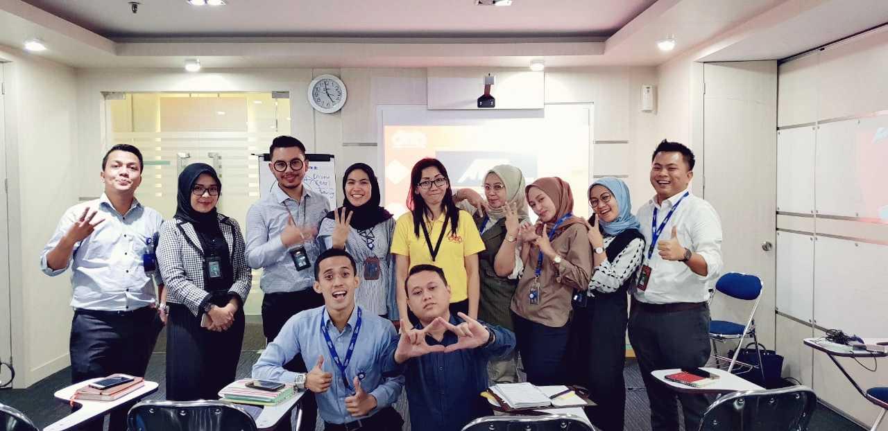 Training AWP Ibu Yenti