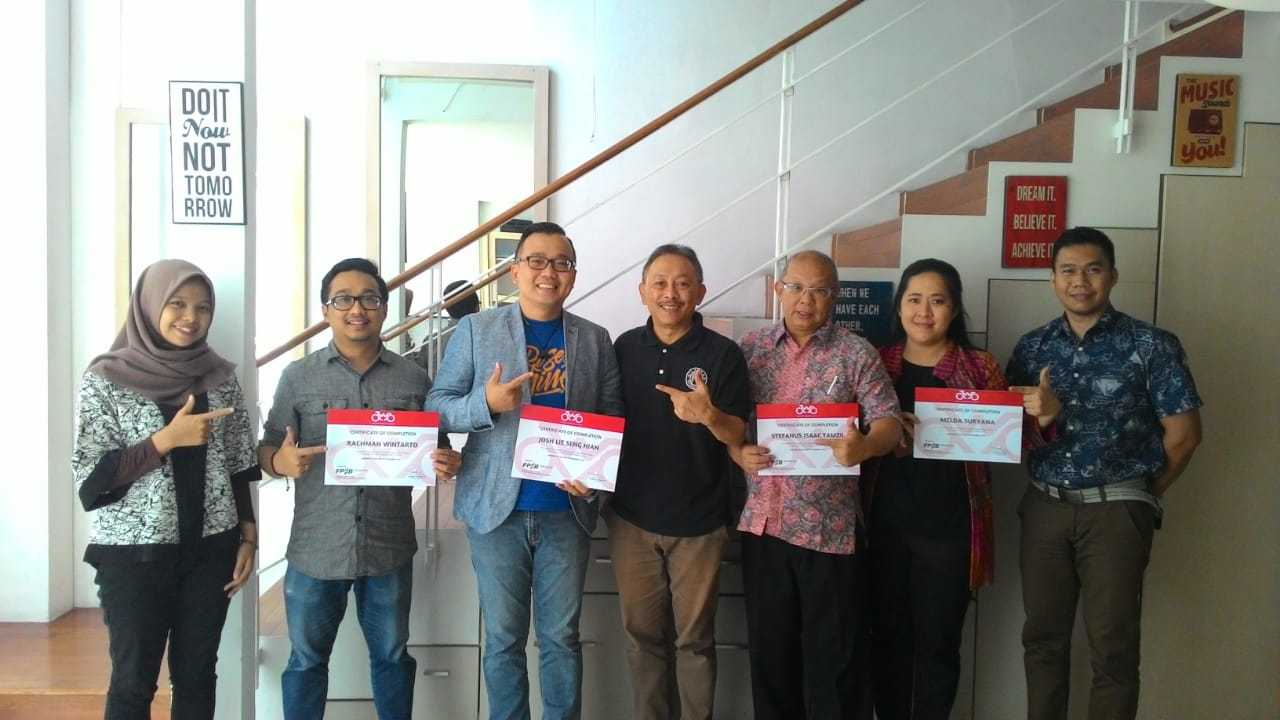 Training AWP Bapak Tri Djoko Santoso