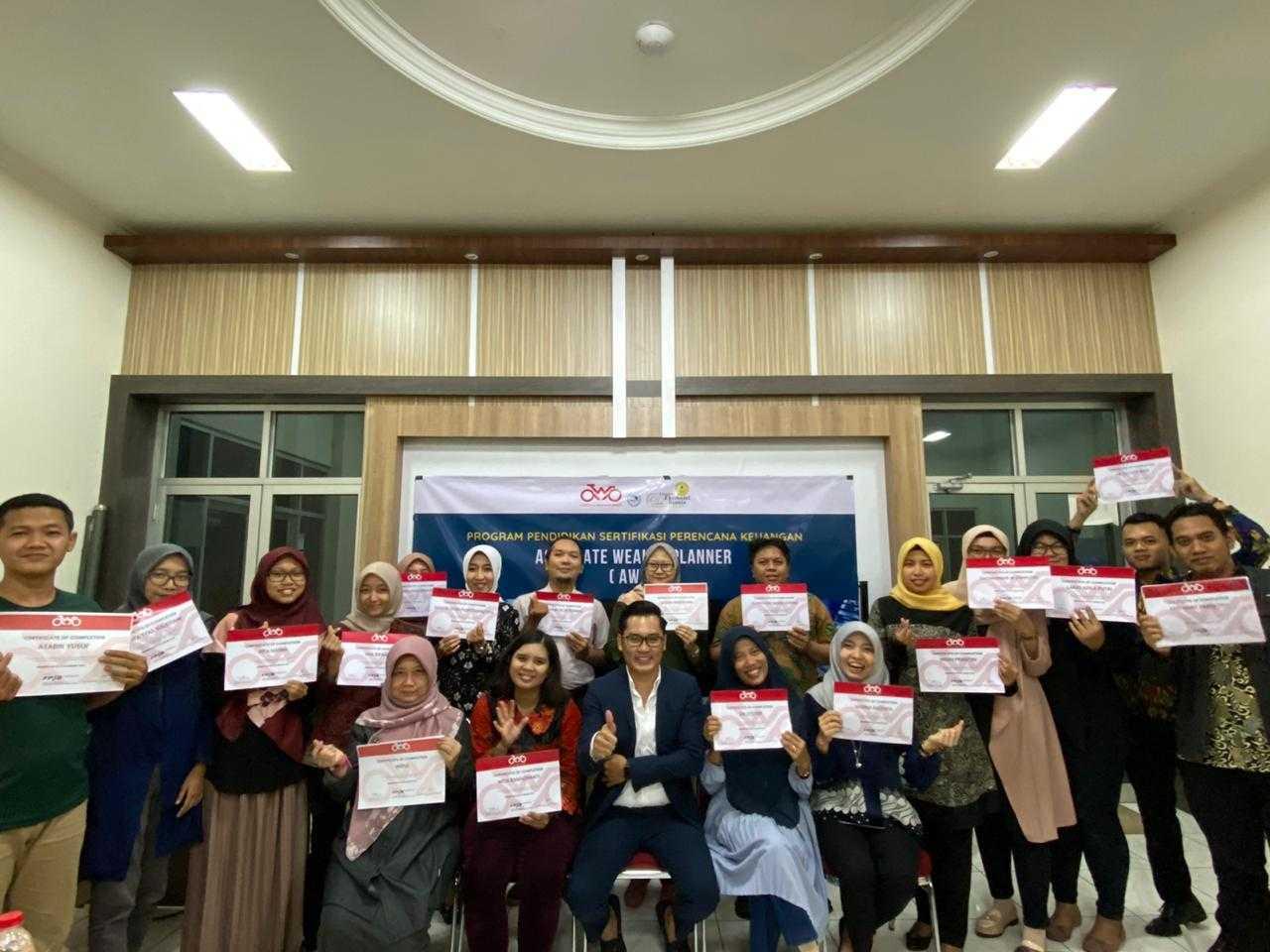 Training AWP Mahasiswa dan Umum